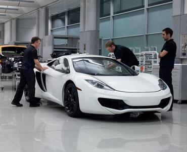 Trouver une voiture sportive chez un constructeur